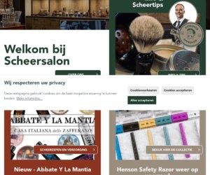 Scheersalon.nl cashback