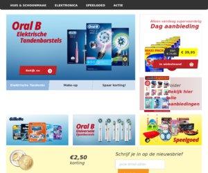 Voordeeldrogisterij.nl cashback
