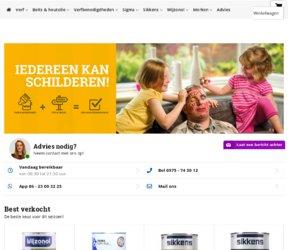 Onlineverf.nl cashback