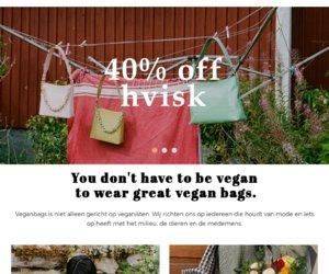 Veganbags cashback