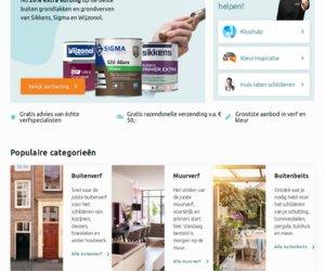 Verf.nl cashback
